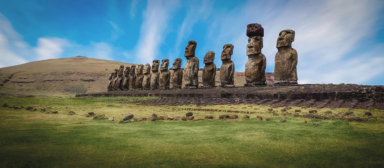 Seguro Viagem Chile ilha de páscoa