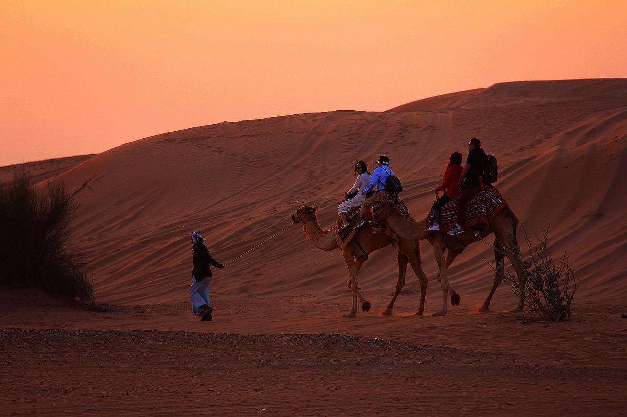 viajar para oriente médio