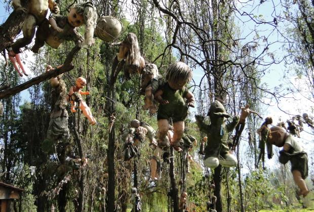 Destinos Inusitados no Mundo: Ilha das Bonecas - no México